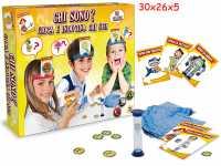 Gioco Chi Sono Gioca E Indovina Chi Sei 50 Carte - Teorema (63958)