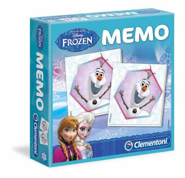 Clementoni 13497 - Memo Games Frozen