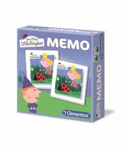 GIOCO MEMO BEN AND HOLLY - Clementoni (13315)