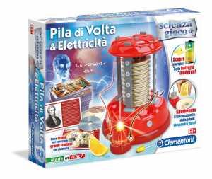 Clementoni 13934 - Pila Di Volta E Elettricità