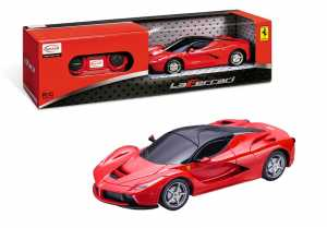 Mondo Motors 63278 - Ferrari LaFerrari Veicolo Radio Comando, Scala 1:24