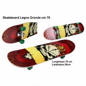 Toyland 2650 - Skateboard Grande, 79 Cm, ODG102, Medium