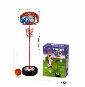 ODG ODG151 - Canestro Basket C/Base