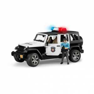 BRUDER 02526 1:16 Preassembled SUV Land Vehicle Model - Land Vehicle Models (1:16, Preassembled, SUV, Beginner, ABS Synthetics, Multicolour)