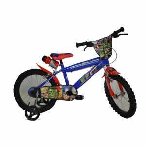 Dino Bikes 414 U-AV - Avengers Bicicletta, 14 Pollici