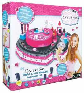 Creative Beauty Studio 068 - Crea Il Tuo Smalto, Nero