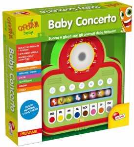 Lisciani Giochi 55791 - Carotina Baby Concerto