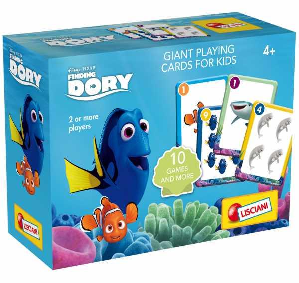 Lisciani Giochi 56934 - Dory Giant Cards