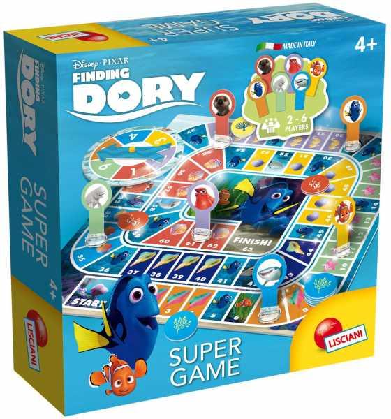 Lisciani Giochi 57061 - Dory Super Game