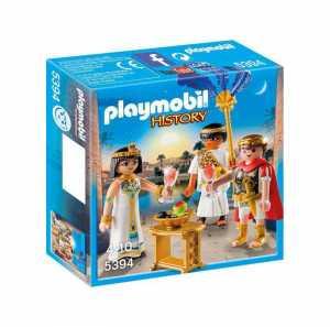 Playmobil 5394 - Cesare E Cleopatra, Multicolore