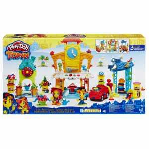 Play-Doh - Gioco Creazione Town Il Centro Città
