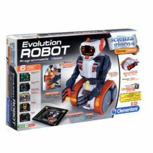 Clementoni 13197 - Evolution Robot