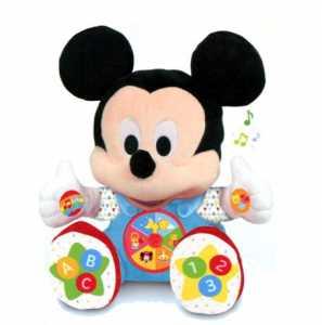 Clementoni 17100 - Baby Mickey Il Mio Migliore Amico