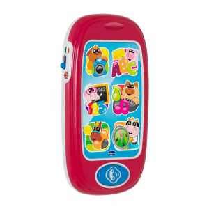 Chicco 00007853000000 - Smartphone Degli Animali Educativo, Bilingue ITA/GB