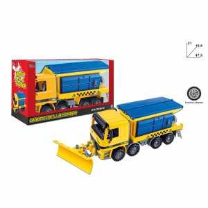 CAMION SPAZZANEVE FRIZIONE 40 - Toys Garden (26520)