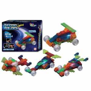 COSTRUZIONI AUTO SPAZIALI 4 IN - Toys Garden (26542)