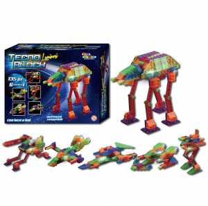 COSTRUZIONI ROBOT ASTRONAVI 4 - Toys Garden (26544)