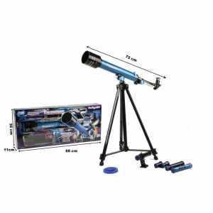 Telescopio Professionale Astronomico 375 50MM Con Corpo E Treppiedi In Alluminio