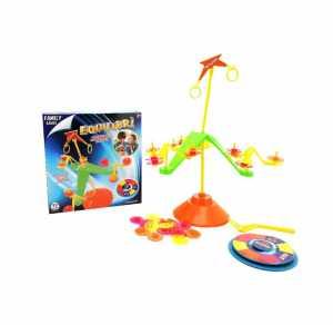 Globo Giocattoli 37741globo Family Games Balance Game