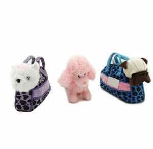 Globo Giocattoli 96.362,5cm W 'toy Tessuto Fashion Carry Bag Con Il Cane