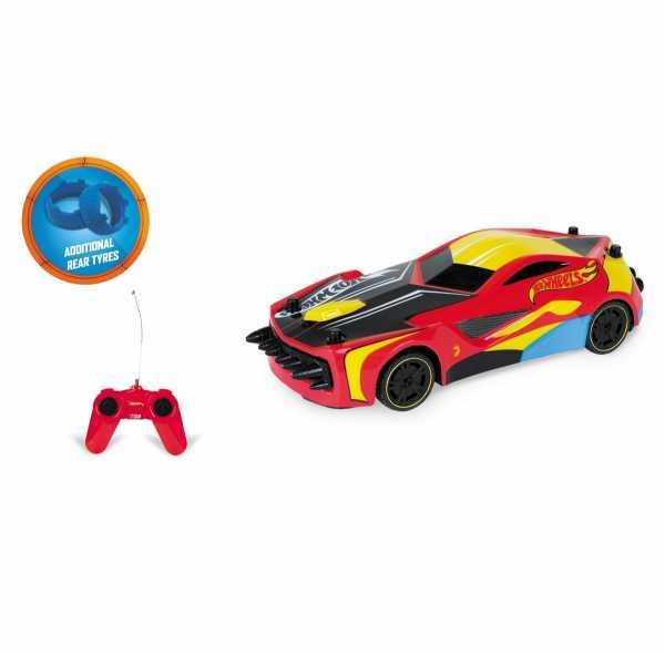 Mondo Motors - Hot Wheels Urban Agent - Macchina Radiocomandata  Per Bambini - Scala 1:24 - 63254