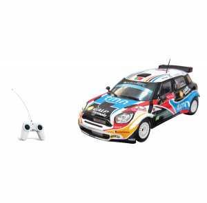MONDO Auto Radiocomandata Mini Countryman Wrc Scala 1:24