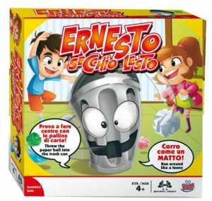 Grandi Giochi GG00181 - Gioco Ernesto Secchio Lesto