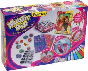 Grandi Giochi GG00283 - Il Tuo Laboratorio Dei Colori Magic Dip Kit Dei Colori