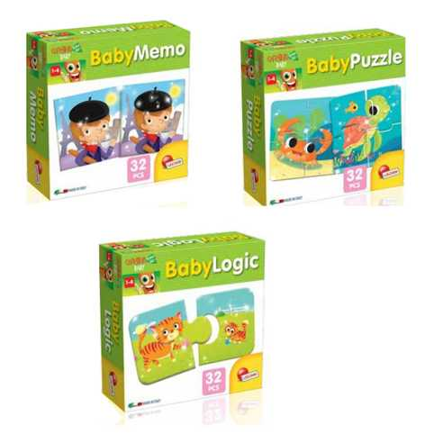 LISCIANI Carotina Baby Gioco Basic + App (Sogg.casuale) (1/2015) 47383