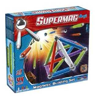 Toyland Supermag Maxi Neon 44 Pezzi, 093841