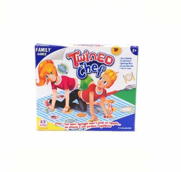 GIOCO TWINED CHEF - Globo (37180)