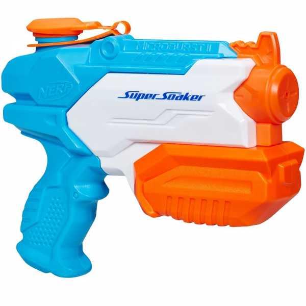 Nerf Super Soaker Micro Burst2,pistola Ad Aqua