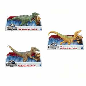 HASBRO Jurassic World Titan Dinos Mod. Ass. (Sogg.cas.) (5/2015) TV B1139