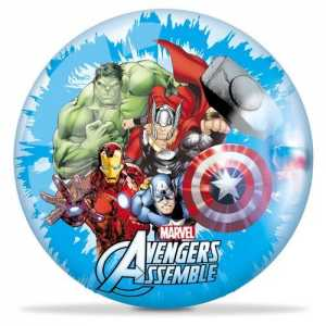 MONDO Pallone Pvc C/Licenza Ø 230 Light Ball Avengers C/Led 06568