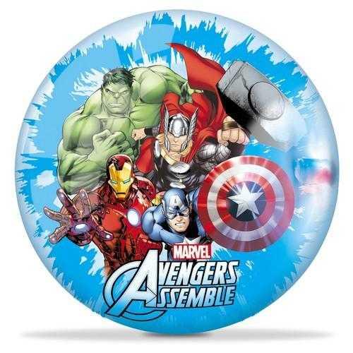 MONDO Pallone Pvc C/Licenza Ø 230 Light Ball Avengers C/Led 06568