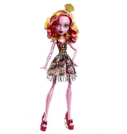 Monster High Chw59 - Gooliope