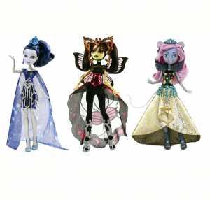 Monster High Boo York - Bambola Elle Eedee