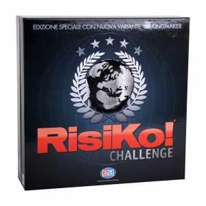 Editrice Giochi 6033851 - Gioco Da Tavolo RisiKo! Challenge