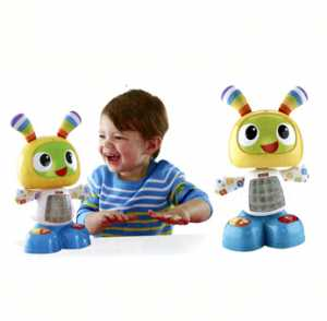 Fisher Price CGV49 Robottino Ballerino, BeatBo