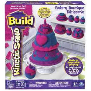 Kinetic Sand 6027479 - Playset Pasticceria