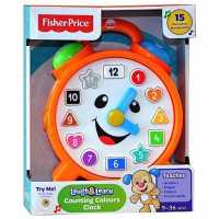 Fisher Orologio Conta Colori - Fisher Price (Cdk11)