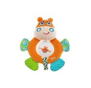 Chicco 00007200000000 - Plush Prime Attività, Hippo