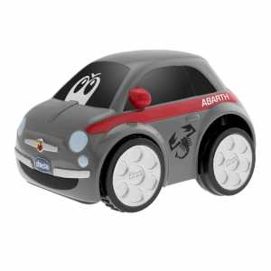 Chicco 00007331000000 - Fiat 500 Macchina Elettronica, Abarth
