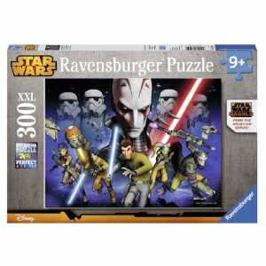 Ravensburger 13195 2 - SW Star Wars Rebels Puzzle, 300 Pezzi, Cartone