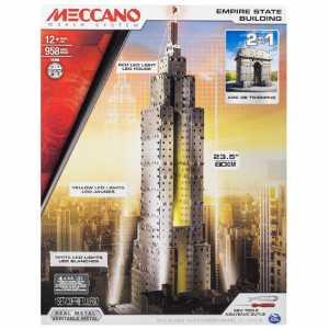 Meccano - Classic Empire State Building/Arco Di Trionfo