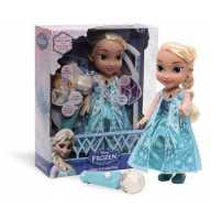 Frozen Bambola Elsa Canta Con Te Karaoke - Giochi Preziosi (Gpz18574)