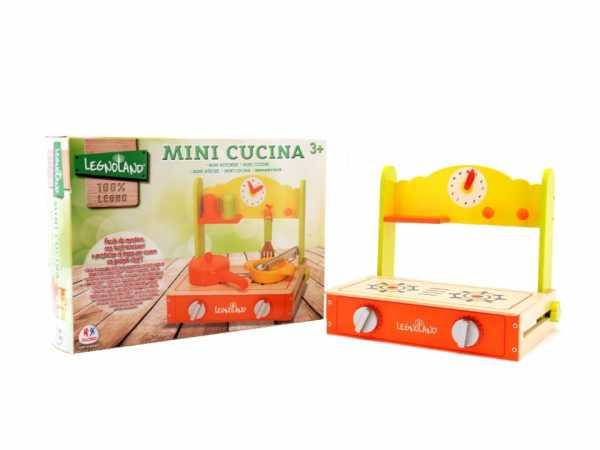 Globo Toys37339,  Mini Cucina Playset Giochi In Legno