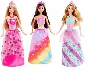 Barbie DHM54 - Principessa Delle Caramelle