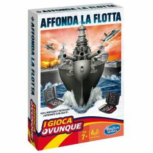 GIOCO TRAVEL AFFONDA LA FLOTTA - Hasbro (B0995103)