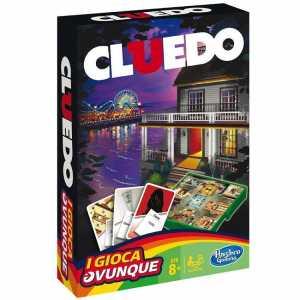 Hasbro Gaming - TRAVEL CLUEDO
